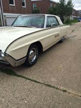 1963 Ford Thunderbird for sale in Cadillac, MI