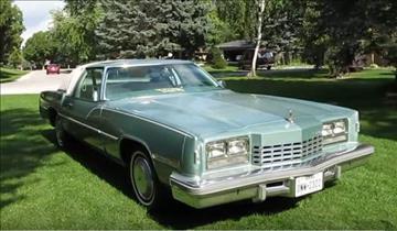 1977 Oldsmobile Toronado for sale in Cadillac, MI