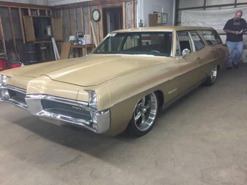 1967 Pontiac Catalina for sale in Cadillac, MI