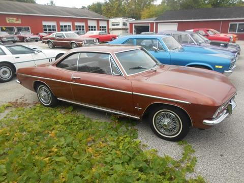 1966 Chevrolet Corvair for sale in Cadillac, MI