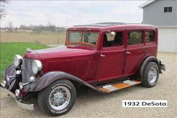1932 Desoto Leger for sale in Cadillac, MI
