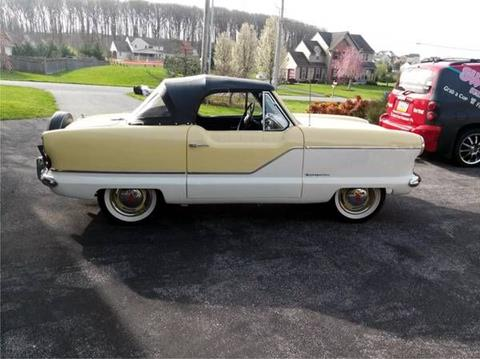 1959 Nash Metropoiltan