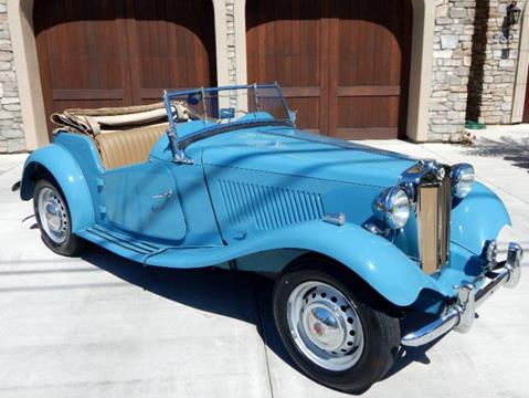1951 MG TD for sale in Cadillac, MI