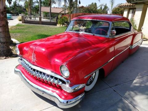 824564165 1954 chevrolet bel air for sale in houston, tx carsforsale com  at gsmx.co