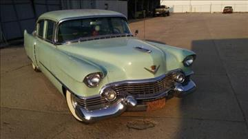 1955 Cadillac Series 62 for sale in Cadillac, MI