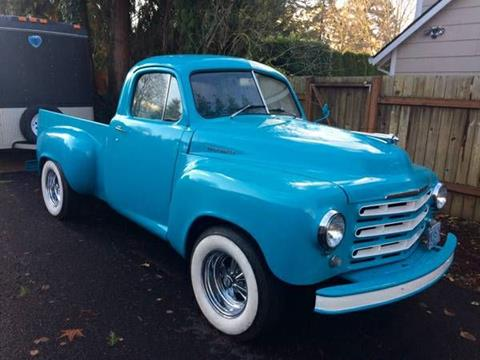 1953 Studebaker Pickup for sale in Cadillac, MI