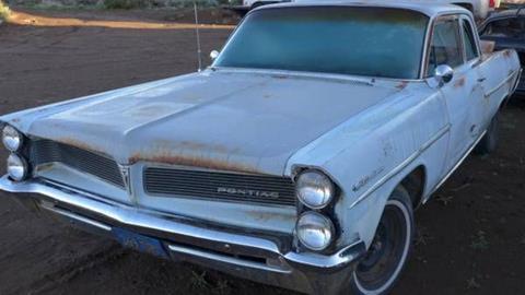 1963 Pontiac Catalina for sale in Cadillac, MI