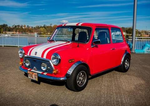1963 Austin Mini Cooper for sale in Cadillac, MI