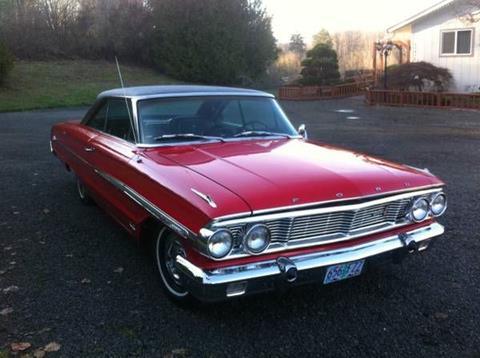 1964 Ford Galaxie for sale in Cadillac, MI
