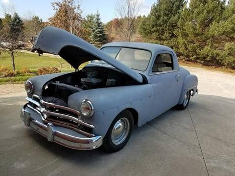 Plymouth business coupe for sale in north dakota for 1950 plymouth 3 window business coupe