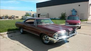 1965 Pontiac Catalina for sale in Cadillac, MI