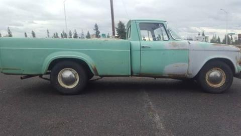 1962 Studebaker Champion for sale in Cadillac, MI