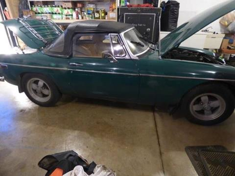 1973 MG MGB for sale in Cadillac, MI