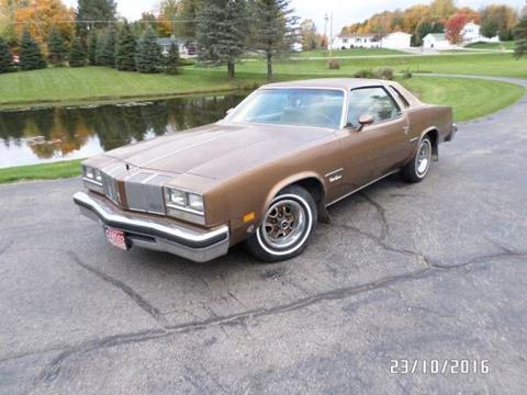 1976 Oldsmobile Cutlass for sale in Cadillac, MI