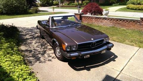 1982 Mercedes-Benz 380-Class for sale in Cadillac, MI