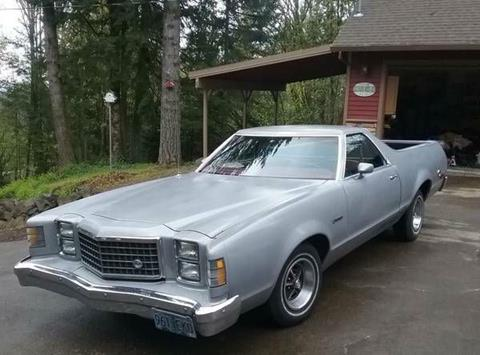 1978 ford ranchero for sale in cadillac mi - 1978 Ford Ranchero