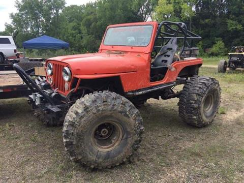 1982 Jeep CJ-5 for sale in Cadillac, MI