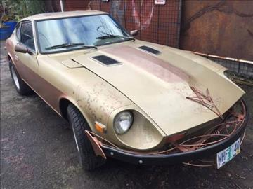 1978 Datsun 280Z for sale in Cadillac, MI