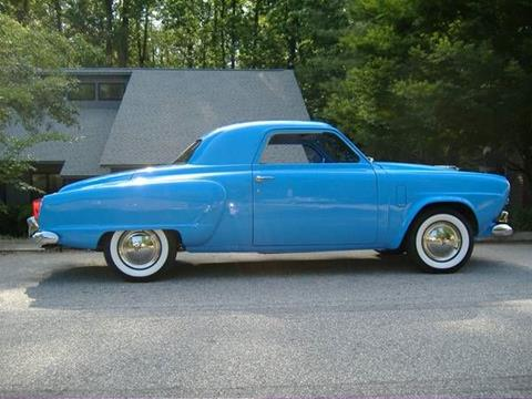 1951 Studebaker Business Coupe for sale in Cadillac, MI