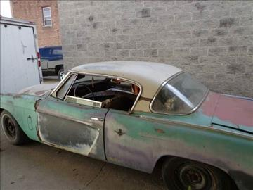1953 Studebaker Commander for sale in Cadillac, MI