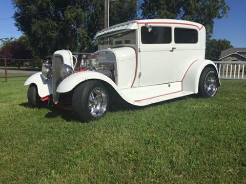 1929 Ford Tudor for sale in Cadillac, MI
