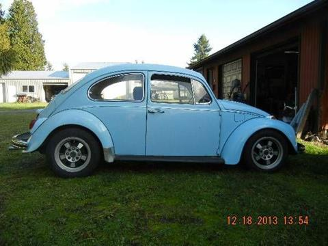 Vw For Sale >> Used 1969 Volkswagen Beetle For Sale In Rohnert Park Ca