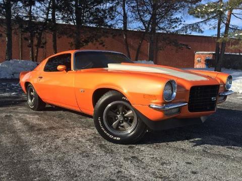 1973 Chevrolet Camaro for sale in Cadillac, MI