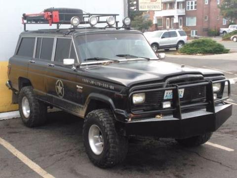 1980 Jeep Wagoneer