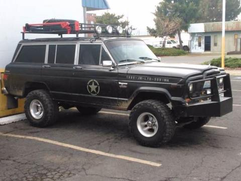 1980 Jeep Wagoneer for sale in Cadillac, MI