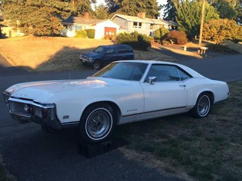 1969 Buick Riviera for sale in Cadillac, MI