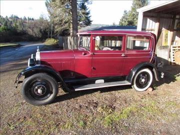 1928 Nash Special 6