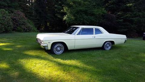 1965 Chevrolet Bel Air for sale in Cadillac, MI