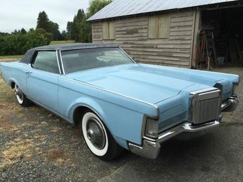 1970 Lincoln Continental For Sale - Carsforsale.com®
