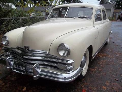 1949 Kaiser Flax for sale in Cadillac, MI