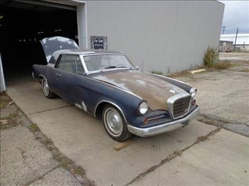 1963 Studebaker Hawk for sale in Cadillac, MI