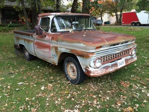 1963 Chevrolet C/K 10 Series For Sale - Carsforsale.com®