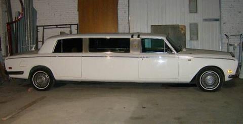 1972 Rolls-Royce Silver Shadow for sale in Cadillac, MI