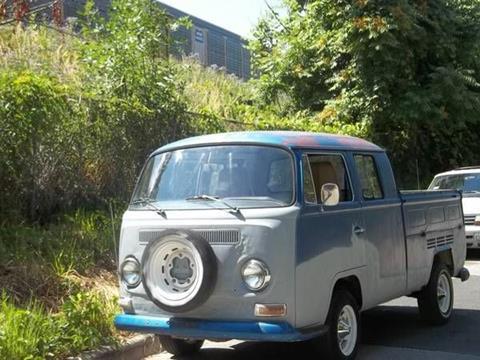 1968 Volkswagen Pickup for sale in Cadillac, MI