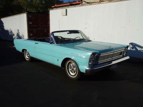 1965 Ford Galaxie 500 for sale in Cadillac, MI