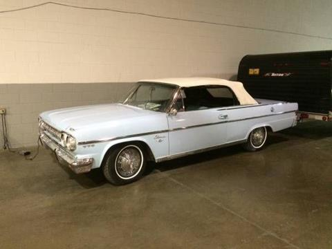 1965 AMC Rambler for sale in Cadillac, MI
