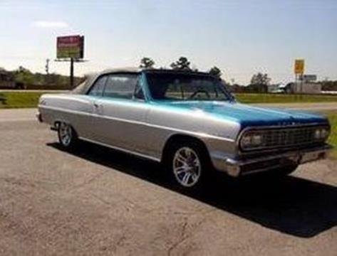 1964 Chevrolet Malibu for sale in Cadillac, MI