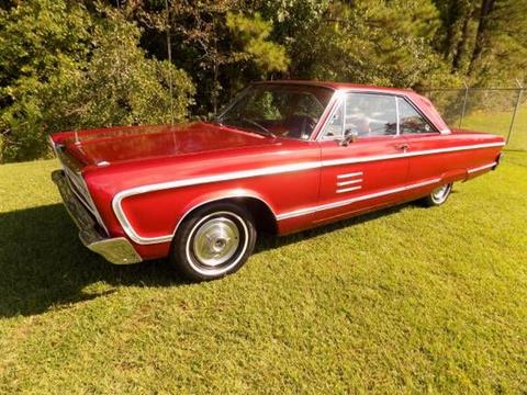 1966 Plymouth Sport Fury for sale in Cadillac, MI