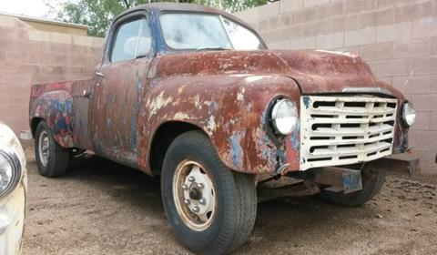1949 Studebaker Pickup for sale in Cadillac, MI
