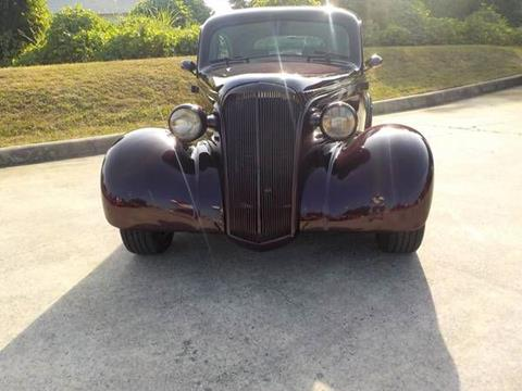1937 Chevrolet Street Rod for sale in Cadillac, MI