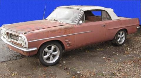 1963 Pontiac Le Mans For Sale Carsforsale Com 174