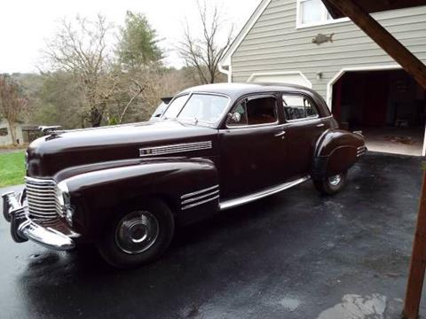 1941 Cadillac Series 62 for sale in Cadillac, MI