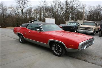 1972 Plymouth Satellite for sale in Cadillac, MI