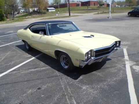 1969 Buick Gran Sport for sale in Cadillac, MI