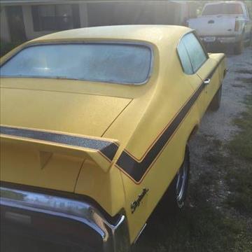 1972 Buick Skylark for sale in Cadillac, MI
