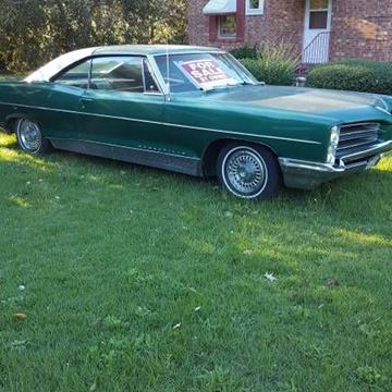 1966 Pontiac Bonneville for sale in Cadillac, MI